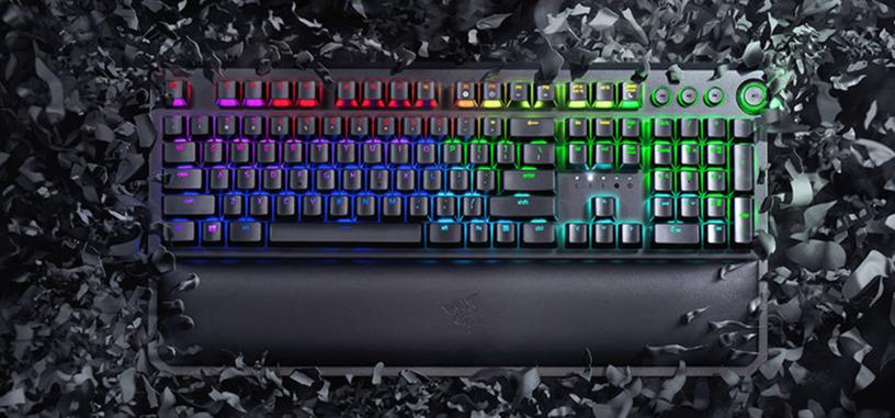 Razer presenta el BlackWidow Elite, mejorando sus interruptores mecánicos