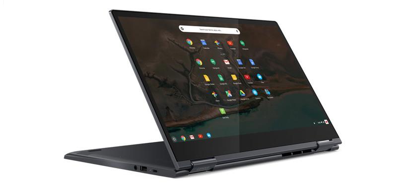 Lenovo presenta tres nuevos Chromebook, entre ellos un nuevo modelo de la serie Yoga