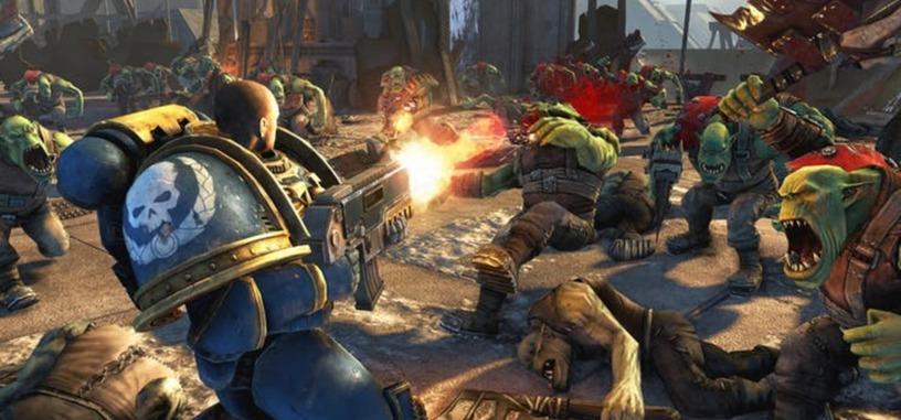 Descarga gratis desde Humble Store el juego 'Warhammer 40000: Space Marine'