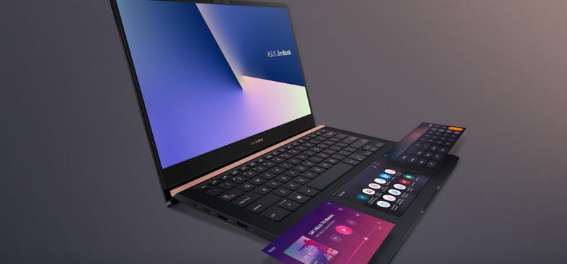 ASUS anuncia el ZenBook Pro 14 con ScreenPad