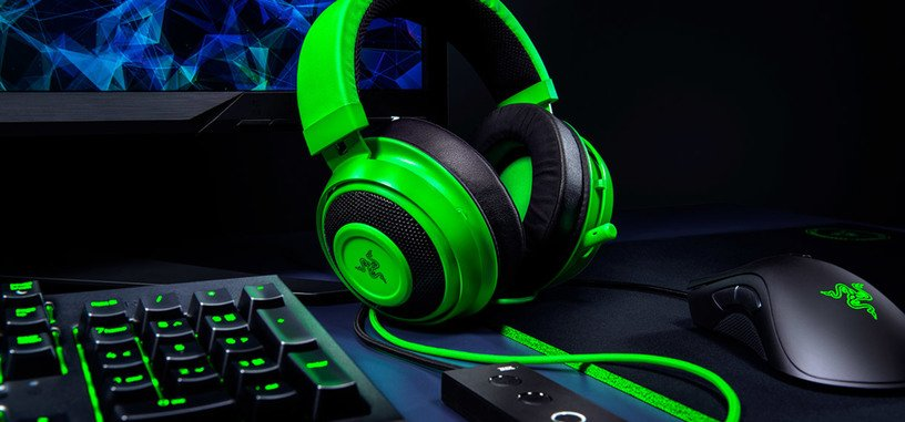 Razer presenta los Kraken Tournament, con audio espacial THX