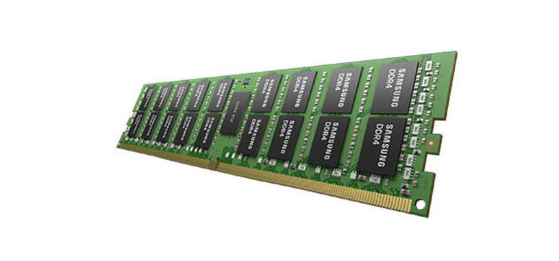 Samsung empieza a poner a la venta sus módulos DDR4-2667 de 32 GB