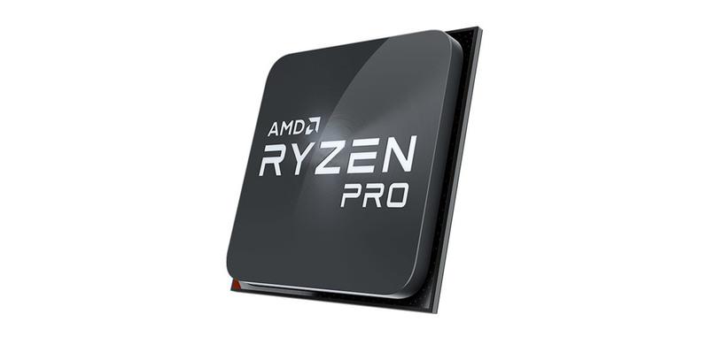 AMD anuncia los Ryzen PRO 3000 y nuevas APU
