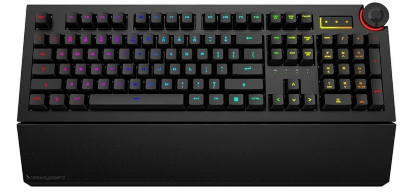 Das Keyboard presenta los teclados 5Q y X50Q, 'conectados' a internet