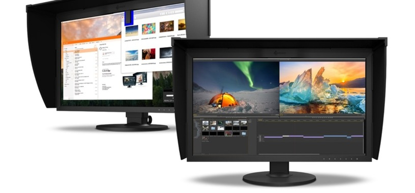EIZO anuncia el monitor ColorEdge CG279X con calibración 'hardware' para uso profesional