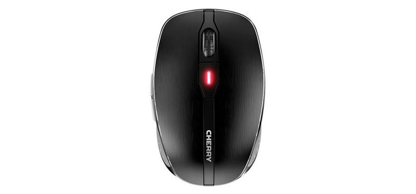 Cherry presenta el ratón inalámbrico MW8 Advanced con Bluetooth