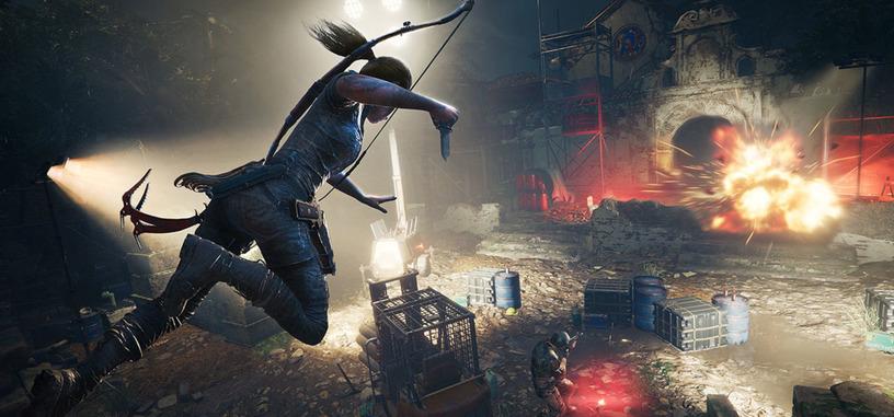 DXR llega a 'Shadow of the Tomb Raider': análisis de rendimiento del trazado de rayos