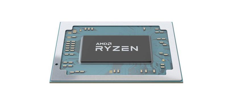AMD indica que no habrá una APU hecha con 'chiplets' en los Ryzen 3000
