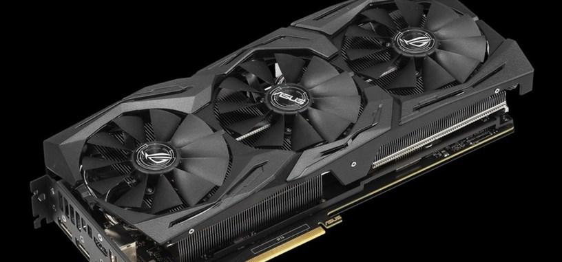 ASUS anuncia sus modelos personalizados de la GeForce RTX 2070