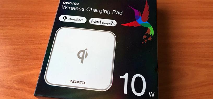 Análisis: base Qi de carga inalámbrica CW0100 de ADATA