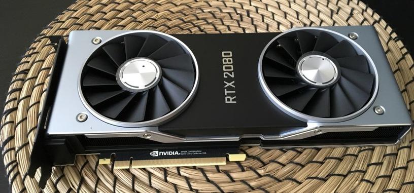 Análisis: GeForce RTX 2080 Founders Edition de Nvidia