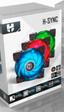 NOX anuncia el kit H-SYNC de ventiladores con iluminación RGB