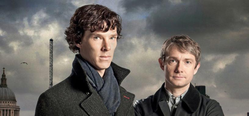 Sherlock Holmes contra Moriarty en el avance de la cuarta temporada de 'Sherlock'