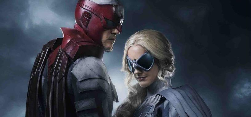 Robin necesita la ayuda de unos viejos amigos en el primer avance de 'Titanes' publicado por Netflix