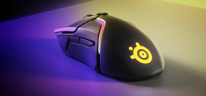 SteelSeries presenta el ratón inalámbrico Rival 650