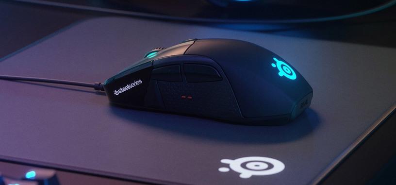 SteelSeries anuncia el Rival 710, con sensor TrueMove3, RGB, alertas táctiles y panel OLED