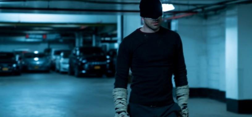 ¿Quién es el hombre tras la máscara de 'Daredevil' en el tráiler de la Comic Con de Nueva York?