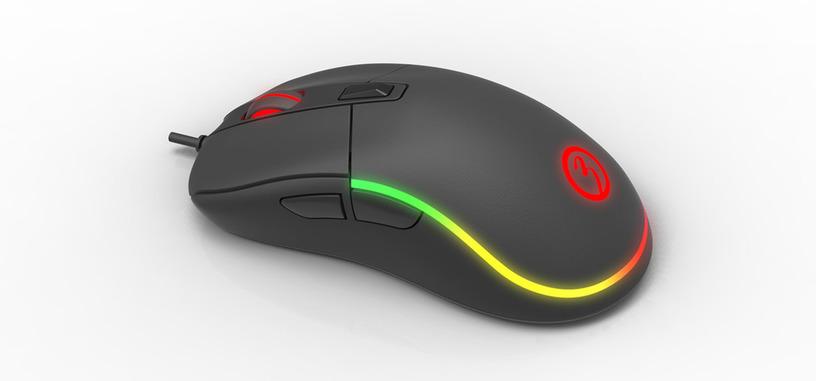 Ozone presenta el ratón Neon X40