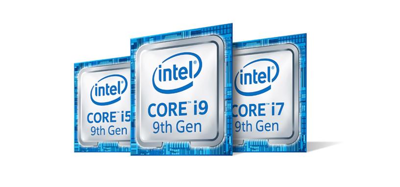 Intel corrige por 'hardware' en el refresco de Coffee Lake parte de los fallos de Meltdown