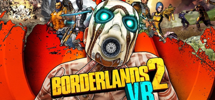 'Borderlands' tendrá su versión en realidad virtual con 'Borderlands 2 VR'