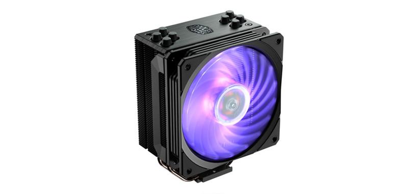 Cooler Master presenta Hyper 212 RGB Black, renovando su modelo base con RGB