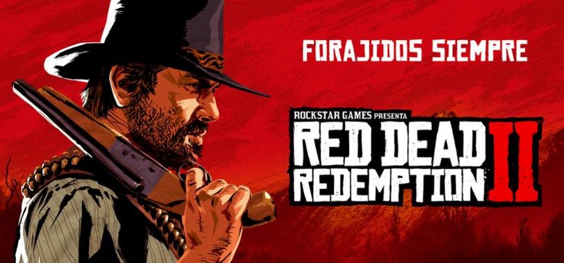 Rockstar publica el tráiler de lanzamiento de 'Red Dead Redemption II'