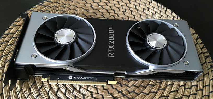 Análisis: GeForce RTX 2080 Ti Founders Edition de Nvidia