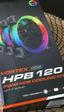 Análisis: Vortex RGB HPB 120, kit de ventiladores ARGB de Cougar