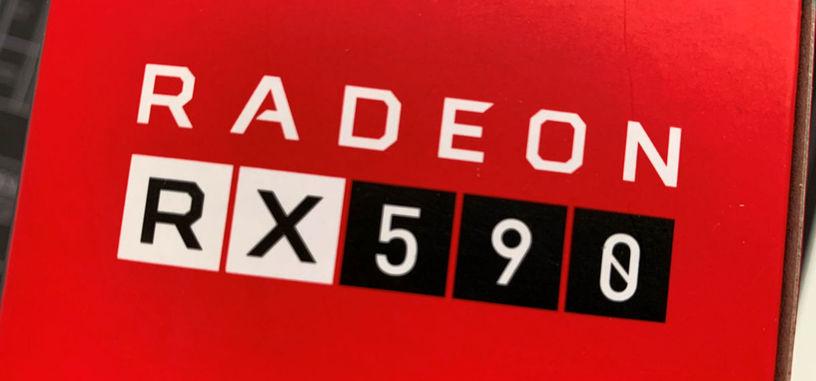 Destacado de la semana: AMD anuncia la RX 590, las cuentas de Nvidia, y la activación de DXR