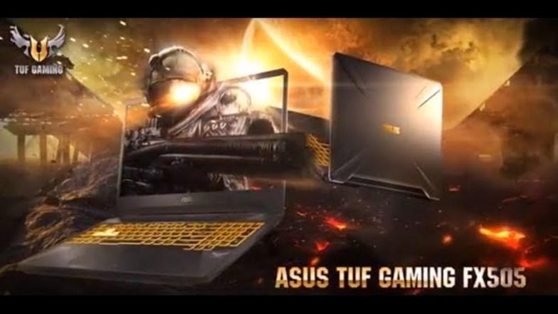 Asus Tuf Gaming Fx505 Características Especificaciones Y Precios Geektopia
