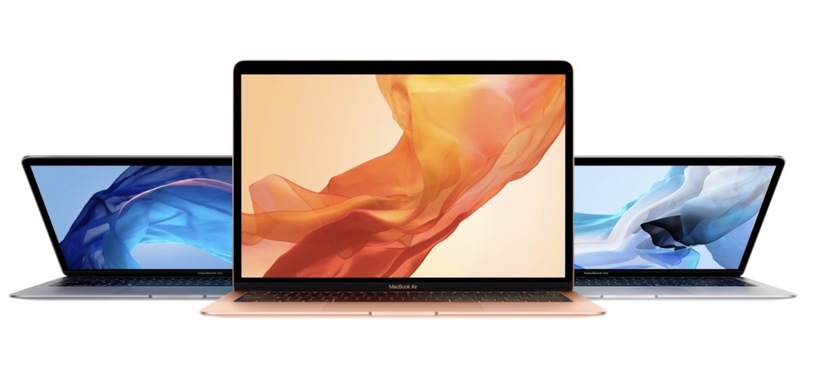 Apple reemplazará gratuitamente la placa base de algunos MacBook Air de 2018 con problemas