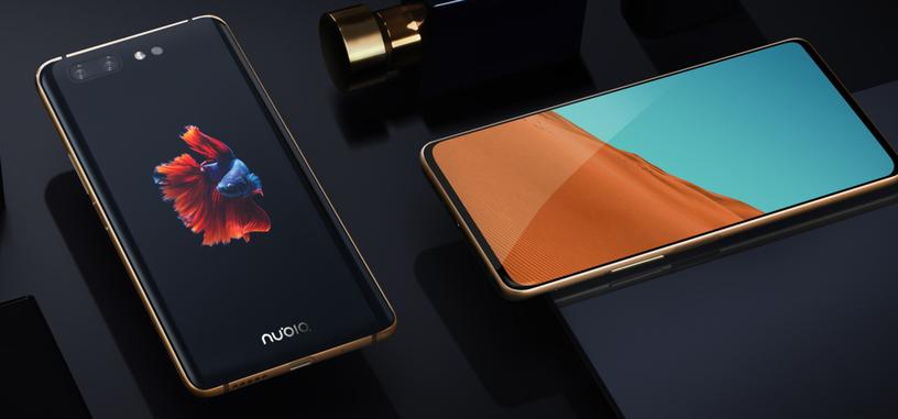 Nubia X, móvil de dos pantallas y Snapdragon 845