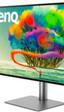 BenQ presenta el monitor PD3220U, 31.5'' 4K con color profesional