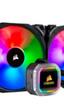 Corsair anuncia las refrigeraciones líquidas H100i y H115i RGB Platinum