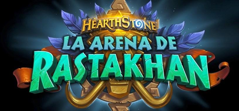 'La arena de Rastakhan' llegará a 'HearthStone' el 4 de diciembre