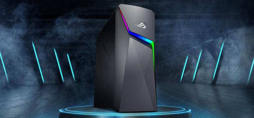 ASUS presenta el ROG Strix GL10CS, hasta Core i7-8700 y GTX 1060
