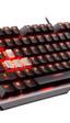 MSI anuncia el teclado Vigor GK60