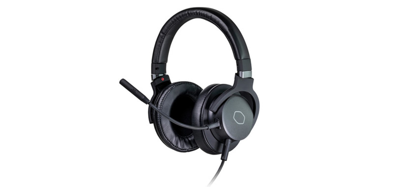 Cooler Master presenta los auriculares MH751 y MH752