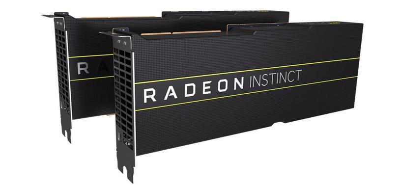 AMD lanzará este año la primera Radeon Instinct basada en la arquitectura CDNA