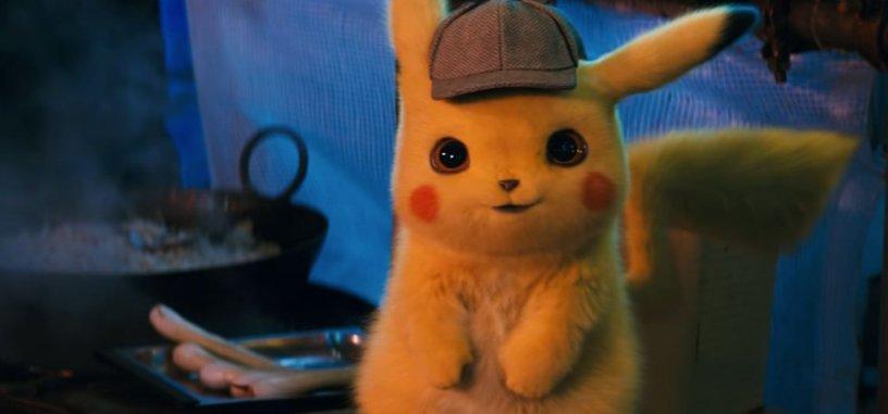 Llega el primer tráiler de 'Detective Pikachu', película de imagen real de 'Pokémon'