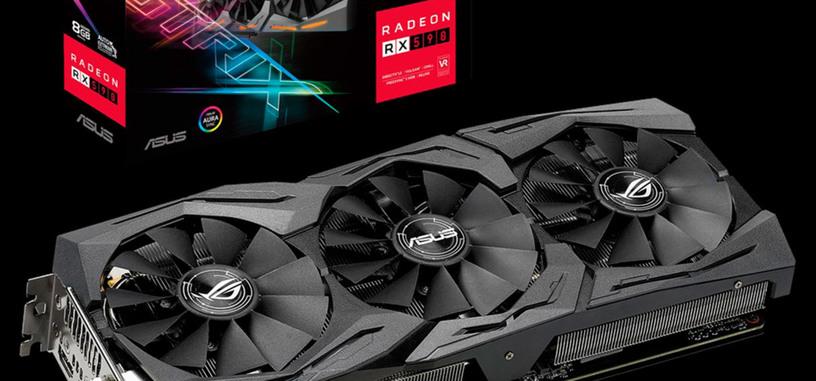 ASUS presenta la Radeon RX 590 ROG Strix