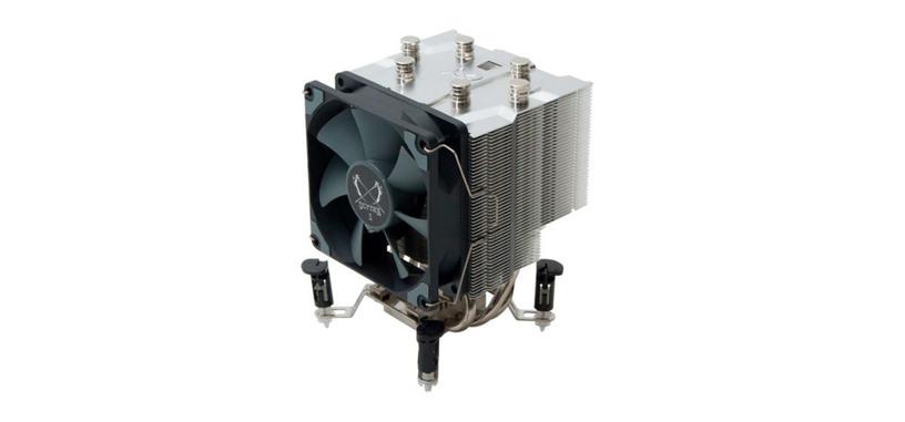 Scythe presenta Katana 5, refrigeración compacta con ventilador de 92 mm
