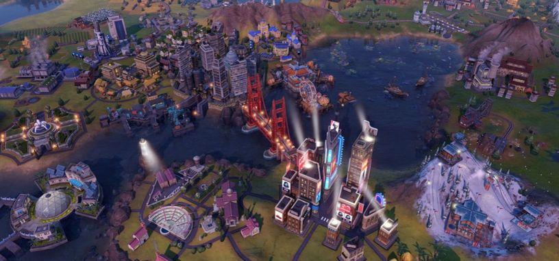 'Civilization VI' recupera las catástrofes ambientales en la expansión 'Gathering Storm'