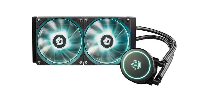 ID-Cooling renueva su refrigeración líquida con la Auraflow X 240
