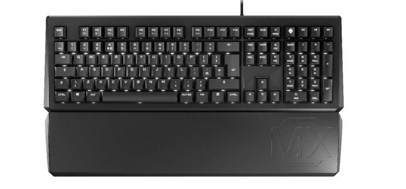 Cherry presenta el teclado mecánico MX Board 1.0