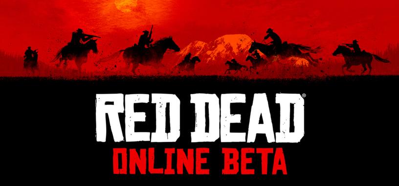 La beta de 'Red Dead Online' abre sus puertas