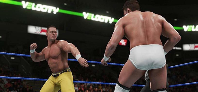 Análisis: 'WWE 2K19', más lucha libre que nunca