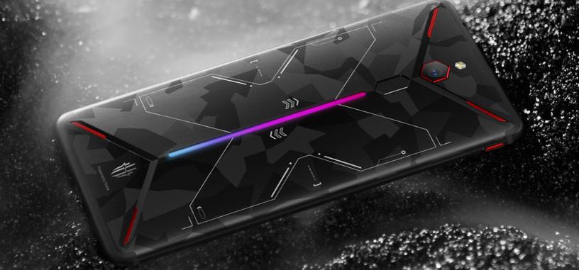 Nubia renueva su móvil para jugar con el Red Magic Mars, Snapdragon 845 y hasta 10 GB de RAM