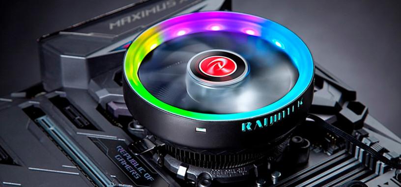 Raijintek presenta Juno Pro RBW, refrigeración de perfil bajo para equipos compactos