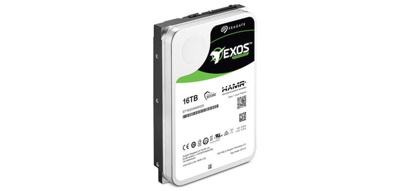 Seagate crea discos duros de 16 TB con la tecnología HAMR